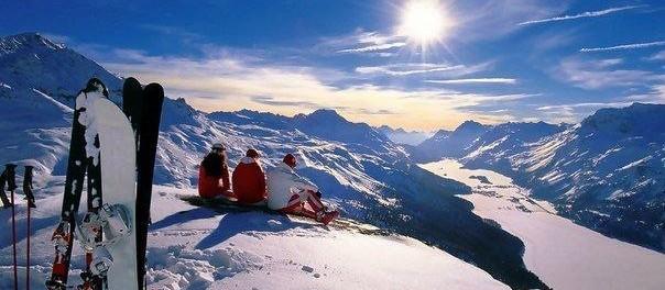 Едем в зиму: свежий воздух, спорт и горы