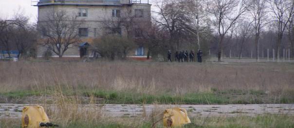 В штурме аэропорта Краматорска участвовали иностранные наёмники