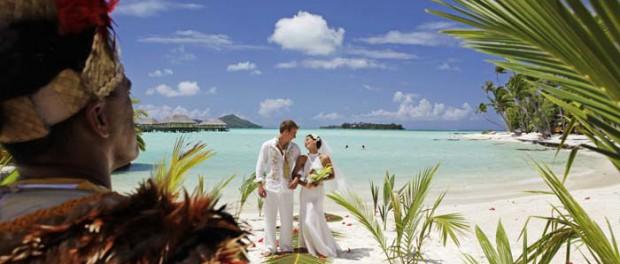Хотите свадьбу на островах?