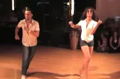 Секс танец «Бачата»