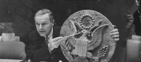 «Советский «супержучок» восемь лет находился в посольстве США!»