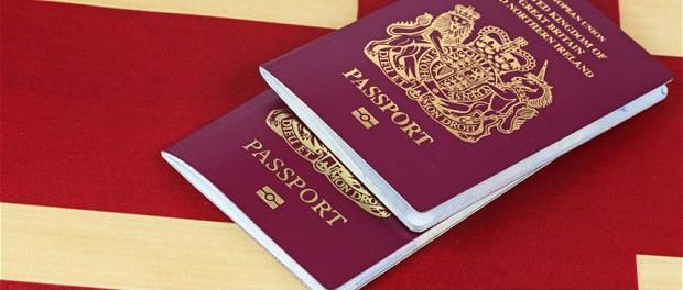 Паспорт Британии назван самым мощним