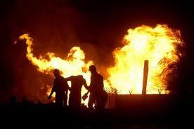 Ярош взорвал газопровод, ведущий в Европу через Украину