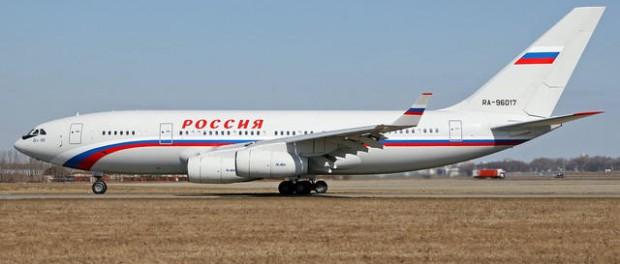Целью украинской ракеты мог быть борт Владимира Путина