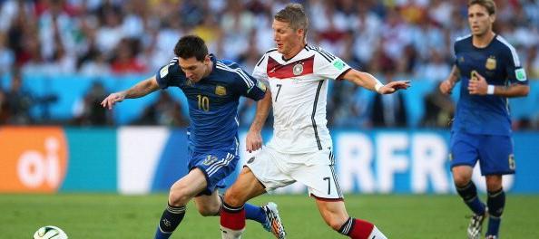 Финал ЧМ-2014. Германия — Аргентина 1:0