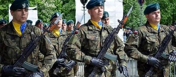 Польша вступает в войну на Украине