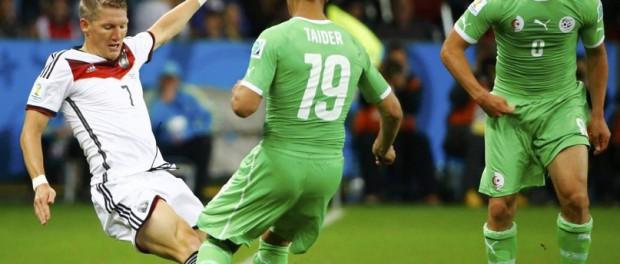 Футбол. Суперматч. Германия — Алжир 2:1