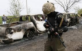 Донбасс. Сводка из славянского подполья