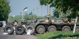 Отступление сил АТО приведет к наступлению Новороссиии на Киев