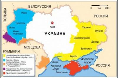 Бомба хохлам от ОБСЕ: Украина отойдет Польше в порядке реституции