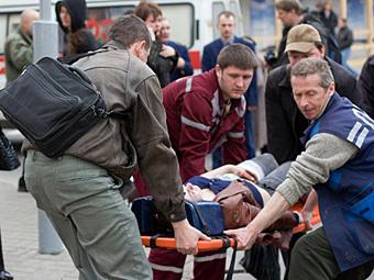 Число погибших в московском метро превыcило 10 человек