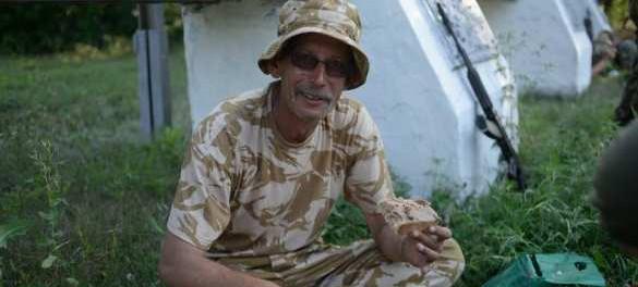 Под Иловайском убит американский наемник (фото + видео)