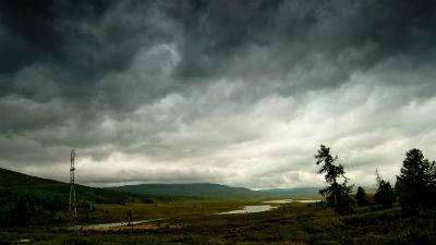 В Приморье почти 100 туристов застряли в тайге из-за дождей