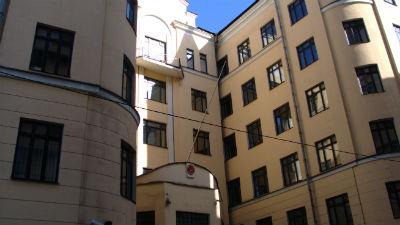 Мужчина обстрелял посольство Турции в Москве