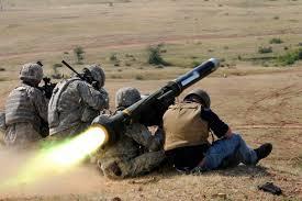 Харьковские партизаны уничтожили вражескую автоколонну и захватили машину американских ПТУР Джавелин(Javelin)