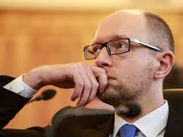 Арсений Яценюк решил наказать Европу