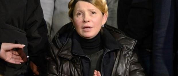 А Юлия Тимошенко гуляет по модным бутикам Берлина