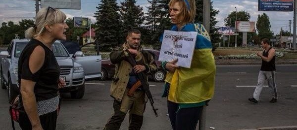В Донецке обезврежены два десятка диверсантов, женщины-снайперы и две наводчицы