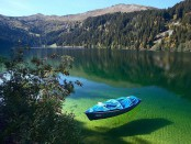 Самая прозрачная вода в мире