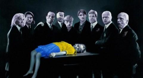 Жертвоприношение Украины