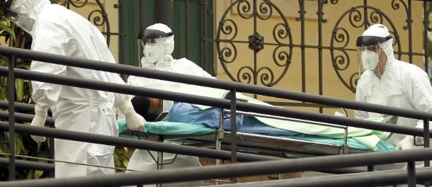 СМИ: в Либерии появились первые мертвецы, ожившие после гибели от Эболы