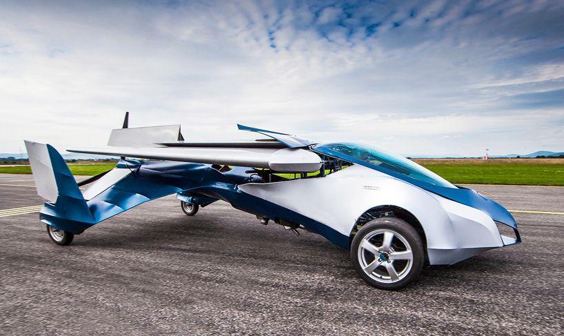 Будущее уже наступило, летающий автомобиль, техика и наука, автомобили , самолеты, инновации