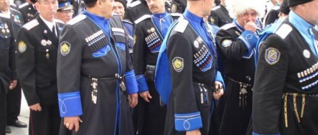 Казаки идут на помощь братьям на Донбассе