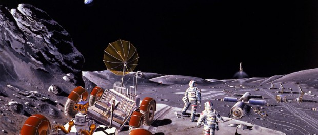 Россия колонизирует Луну