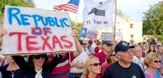 В США сразу 29 штатов хотят провести референдум о независимости