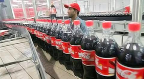 Индия ввела санкции против завода компании Сola Cola, после чего он закрылся