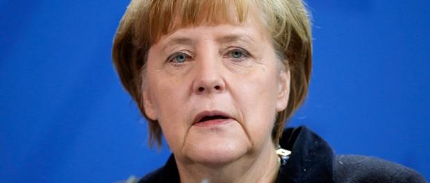 Народ Германии хочет похоронить Меркель заживо