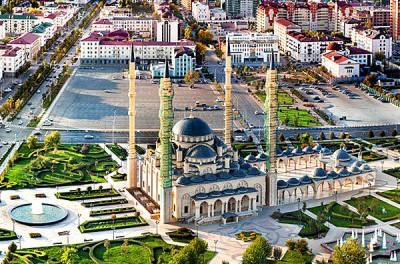 В центре Грозного произошёл теракт, есть жертвы