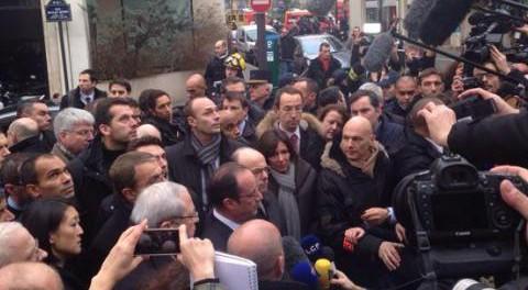 Теракт в Париже — очередная голливудская постановка
