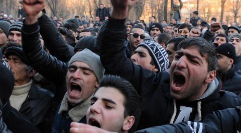 Армения. Новый Майдан запущен