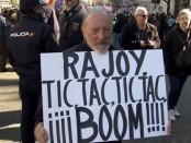 """""""Марш за перемены"""": Мадрид не доволен политикой Евротройки"""