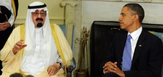 Умер Король Саудовской Аравии Абдуллах ибн Абдул-Азиз Аль Сауд