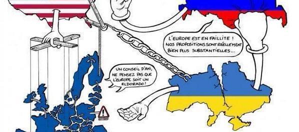 Евросоюз уже воюет с Россией