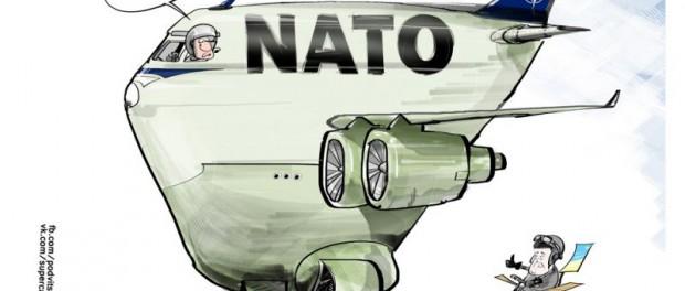 Путин поставил шах Обаме, объявив что на Украине НАТО