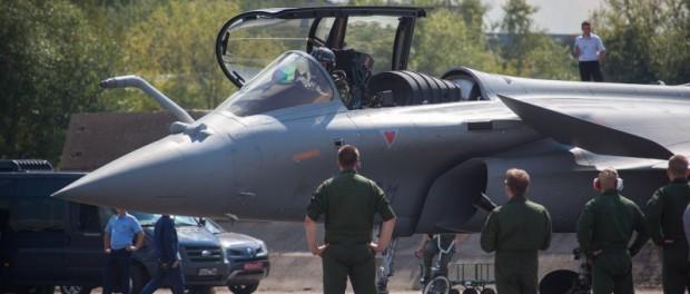 Индия отказалась от закупки французских истребителей Rafale