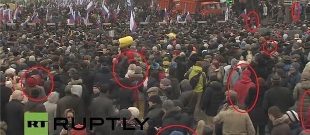 У Теффта сорвалось, Немцова завалили в пустую
