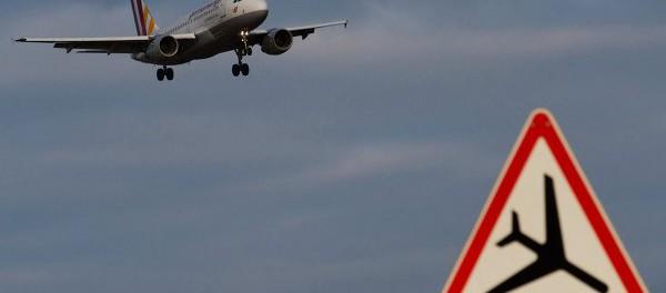Самолет Airbus A320 разбился на юге Франции