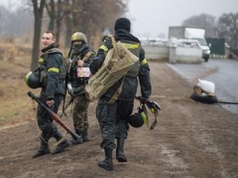 В ДНР самоликвидировался украинский блокпост в полном составе
