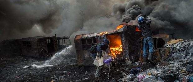 Майдан на Украине. Время подводить итоги