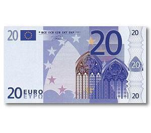 Что можно купить в Европе за 20 евро