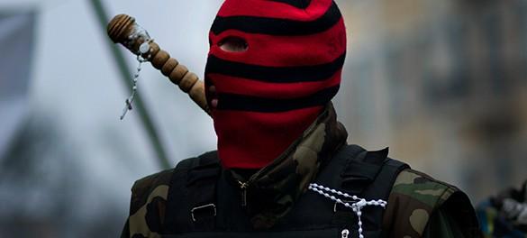 «Правый сектор» покидает зону спецоперации в Донбассе