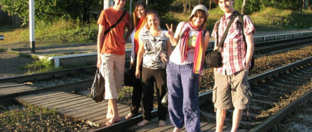 12 июля босоногие походы в Екатеринбурге
