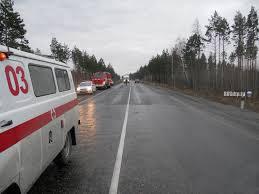 Страшная авария на трассе Екатеринбург- Пермь 12.07.2015