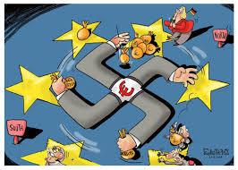 ЕС потребовал от Украины, чтобы держали по-дальше от них фашистов