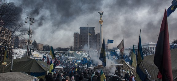 Украинская оппозиция требует распустить Раду в связи с бойней в Мукачево