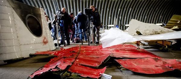 Нидерланды: никаких документов по Боингу мы расскречивать не будем